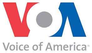 Voice of America logo