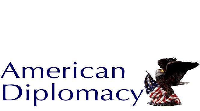 American Diplomacy Est 1996