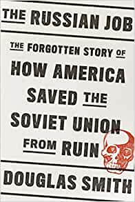 Book cover: The Russian Job by Douglas Smith
